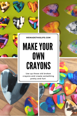 Make Your Own Crayons