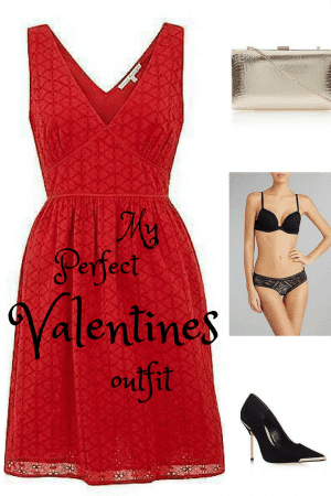 perfect valentines outfit