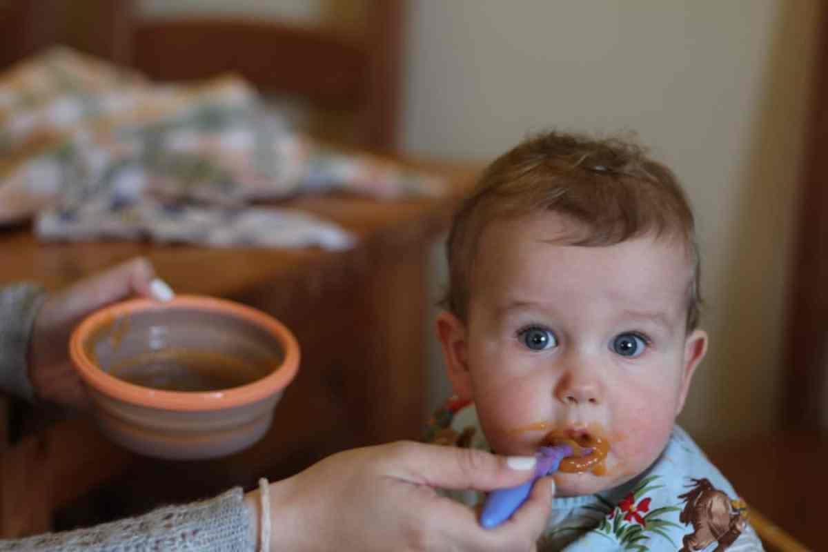 Baby feeding