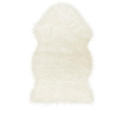 ikea faux sheepskin rug