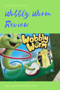 Wobbly Worm Review