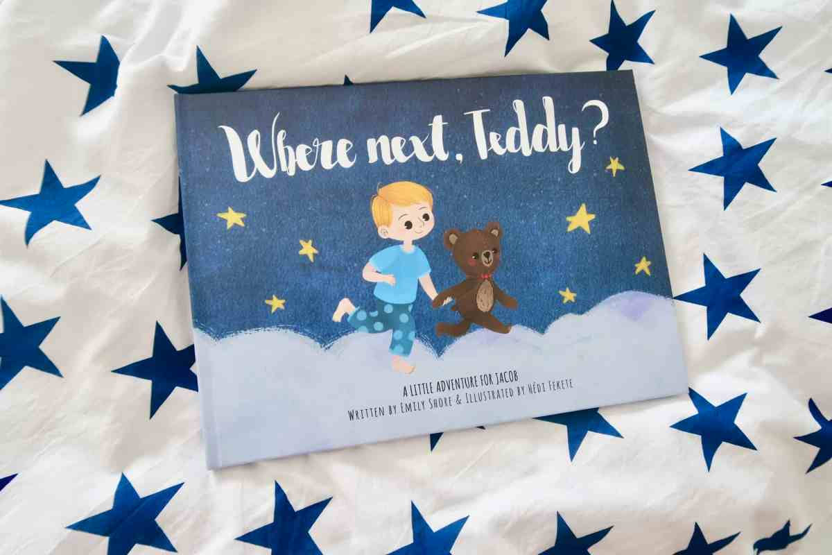 Where Next, Teddy? A Personalise Book Review from Chapterful