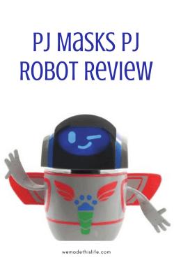 PJ Masks PJ Robot Review