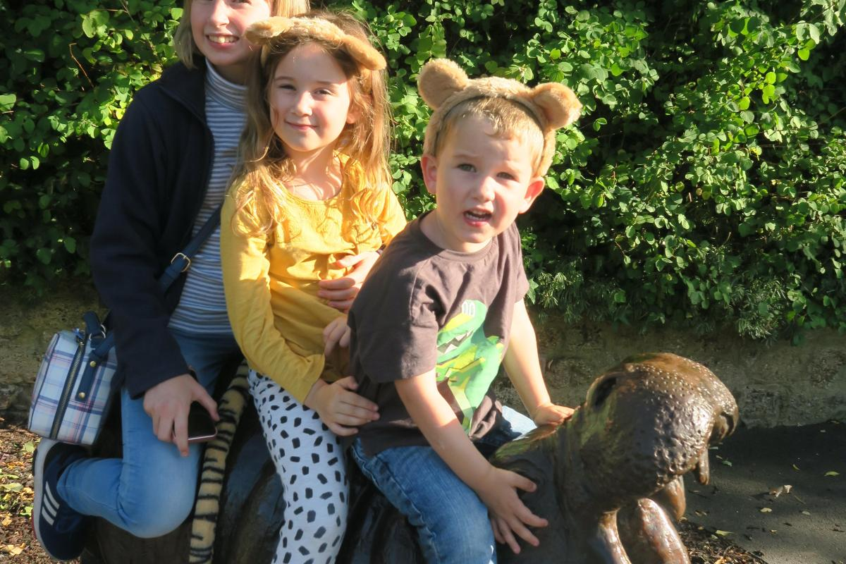 A Fun Family Day Out At ZSL London Zoo