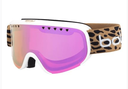 BOLLE WOMENS SCARLETT GOGGLE - ANNA VEITH SIGNATURE WITH ROSE GOLD LENS