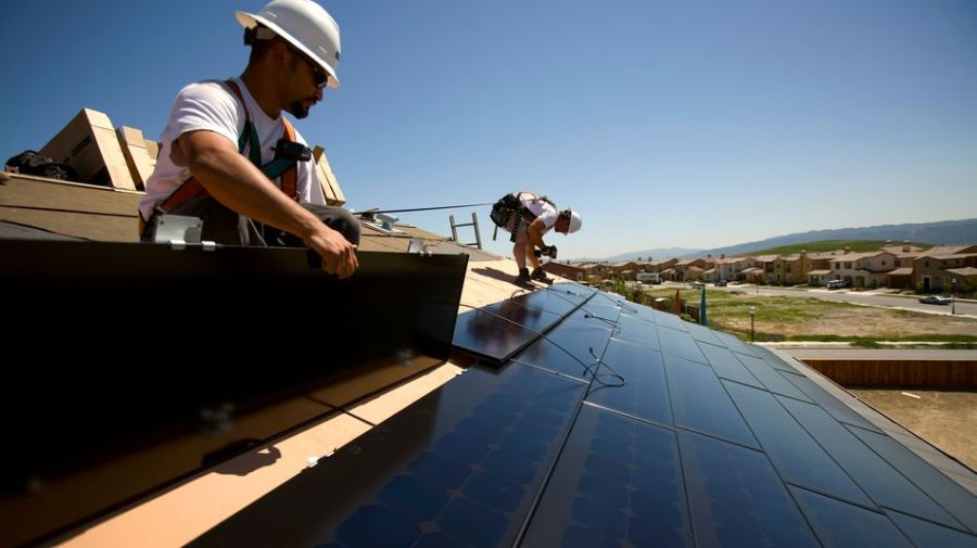 install Tesla solar rooftop tiles in your Vancouver area home