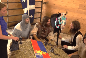 A Joust Medieval (Video)
