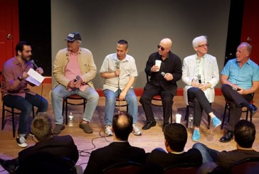 Chevy Chase, Gilbert Gottfried, Paul Shaffer, Tom Leopold & Jackie Martling Walk Into The PIT (Comedy Show Recap)