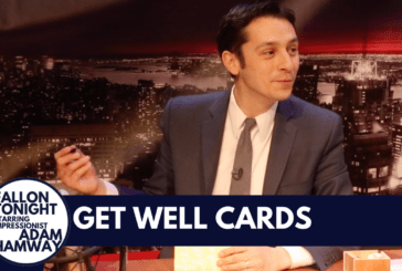 Get Well Cards on Fallon Tonight