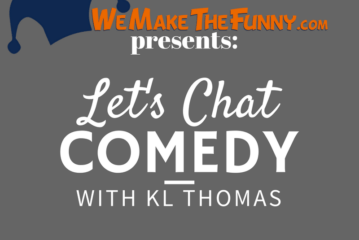 Let's Chat Comedy – Peter Michael Marino & SOLOCOM (Podcast)