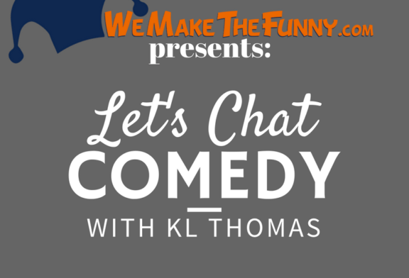 Lets Chat Comedy – David Elmy (Podcast)