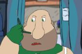 Superhero Cartoon The Pennsylvania Pickle S1 E3 Now's Not The Time (Web Series)
