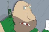 Superhero Cartoon The Pennsylvania Pickle S1 E2 What Could It Mean? (Web Series)