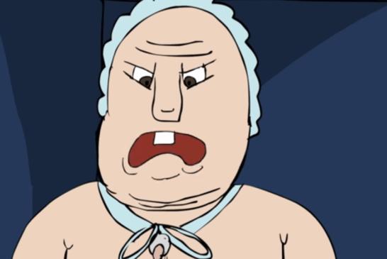Superhero Cartoon The Pennsylvania Pickle S1 E7 Where's That Tooth? (Web Series)