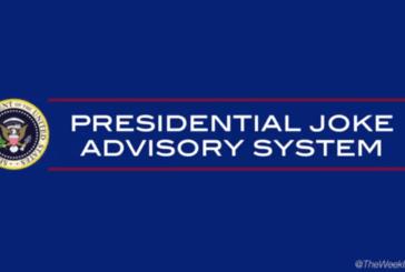 Presidential Joke Advisory System (Video)