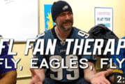 NFL FAN THERAPY: Fly, Eagles, Fly!