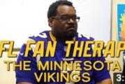 NFL FAN THERAPY: The Minnesota Vikings