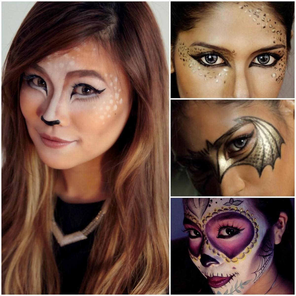 Bat Eye Makeup Creative Makeup Bat Your Eyes Tutorial My Cherry Style