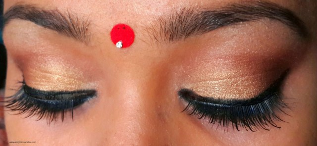 Bengali Eye Makeup Brides Of The World Inspired Eye Makeup Series Part 3 Indian