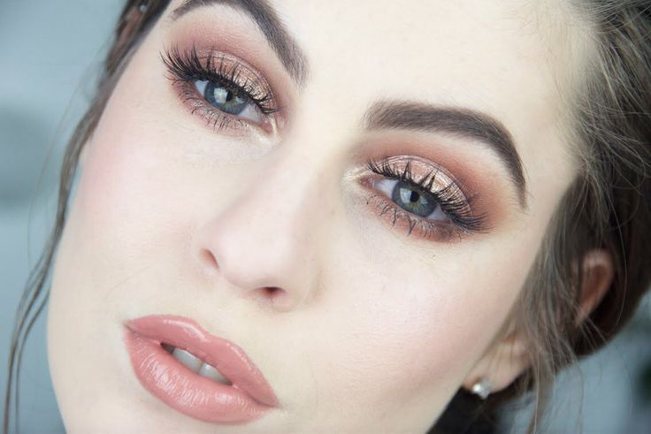 Best Eye Makeup For Pale Skin Best Ideas For Makeup Tutorials Spring Make Up Idea For Summer