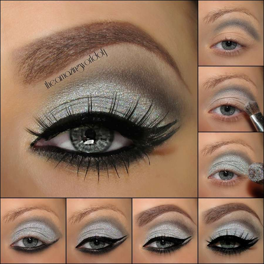 Best Way To Do Makeup For Blue Eyes Eye Makeup For Blue Eyes And Blonde Hair Imageix