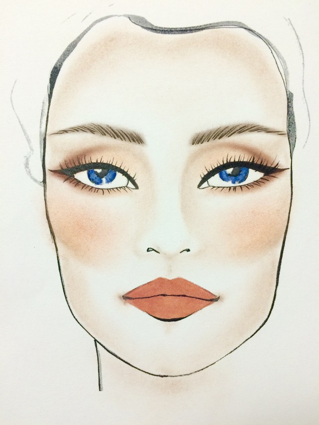 Best Way To Do Makeup For Blue Eyes The Most Beautiful Makeup For Blue Eyes Huffpost Life