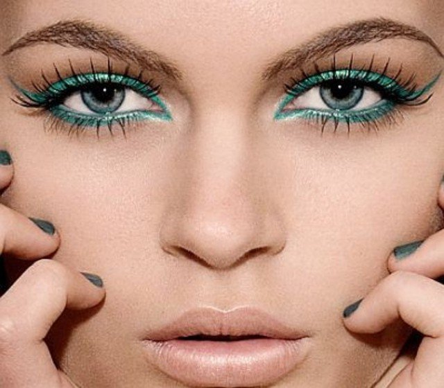 Blue Green Eyes Makeup 13 Beautiful Green Eye Makeup Ideas And Tutorials Pretty Designs