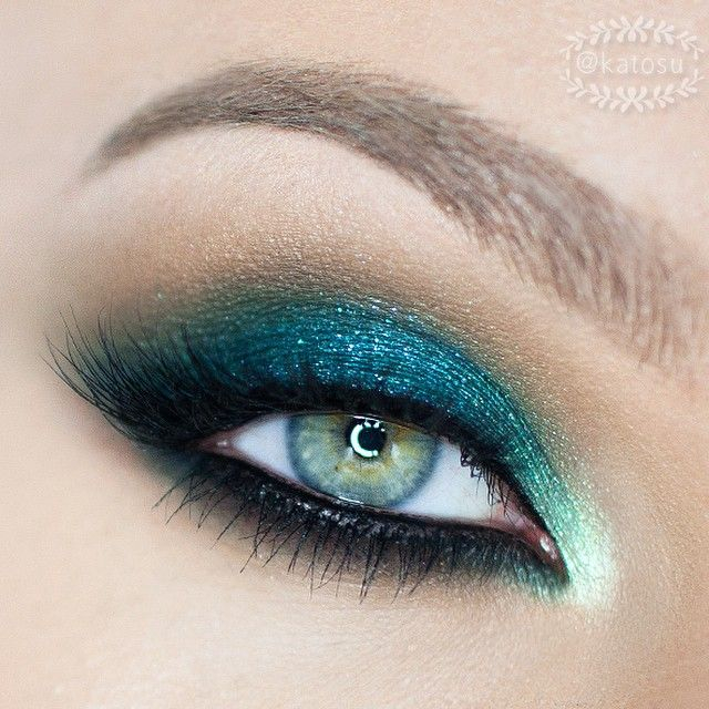 Blue Green Eyes Makeup 7 Beautiful Smokey Eye Makeup Looks Inspired Blue And Green