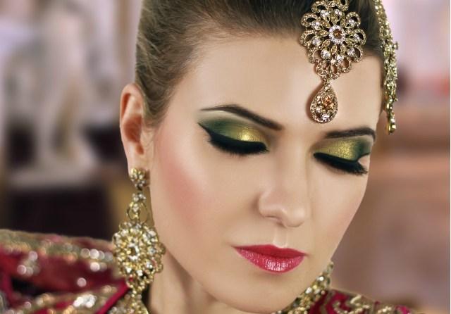 Bridal Eyes Makeup Pictures Rare Bridal Make Up Tips Minu Threading
