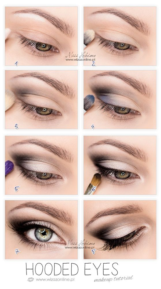 Bridal Makeup Hooded Eyes Makeup Make Up 1975524 Weddbook