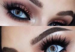 Dark Eye Makeup Blue Eyes 31 Eye Makeup Ideas For Blue Eyes Stayglam Page 3