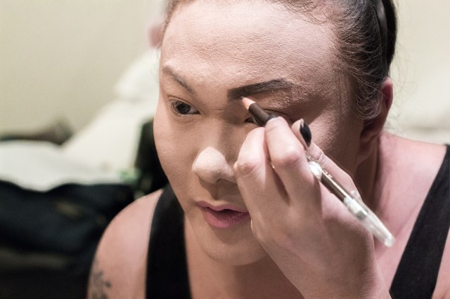 Drag Eye Makeup A Drag Queens Top Tips For Beauty On A Budget Allies Agenda
