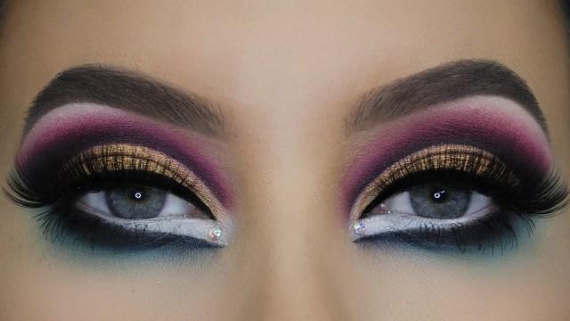 Drag Eye Makeup Smokey Cut Crease Lunar Beauty Lifes A Drag Makeup Tutorial Youtube