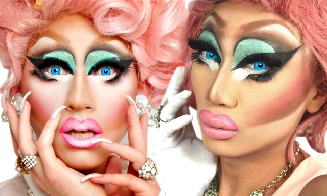 Drag Eye Makeup The Beauty Of Drag Culture The Look Dcu