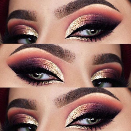 Dramatic Makeup For Small Eyes 45 Perfect Cat Eye Makeup Ideas To Look Sexy
