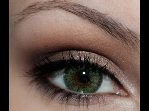 Dramatic Makeup For Small Eyes Dramatic Makeup For Green Eyes Youtube