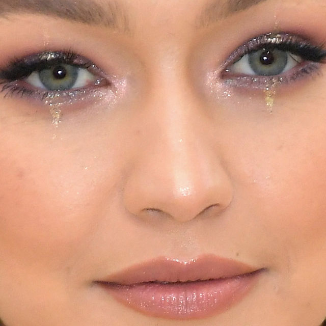Edgy Eye Makeup Pgigi Hadid Went Subtle Yet Edgy With Her Neutral Makeup Pleasantly