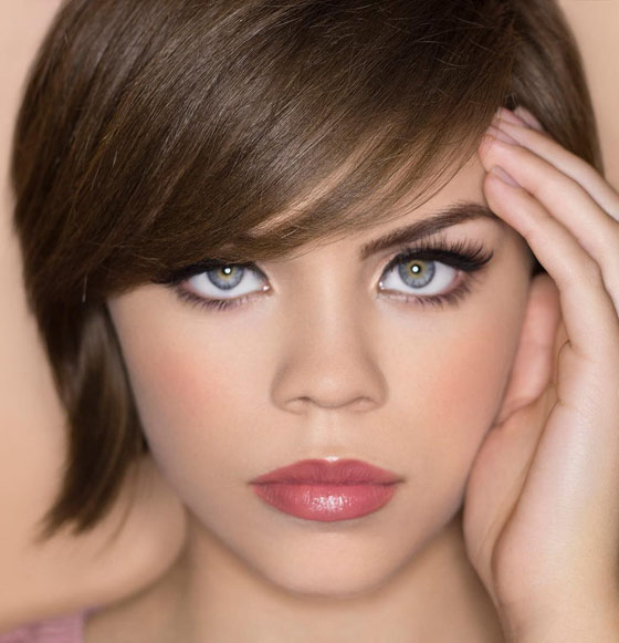 Eye Makeup For Blue Grey Eyes And Blonde Hair Best Hair Colors For Blue Eyed Woman