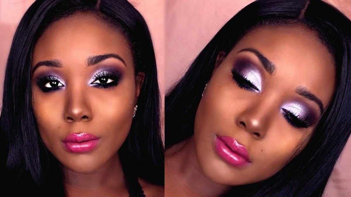 Eye Makeup For Dark Skin Affordable Drugstore Makeup Tutorial For Dark Skin 2017 Sultry