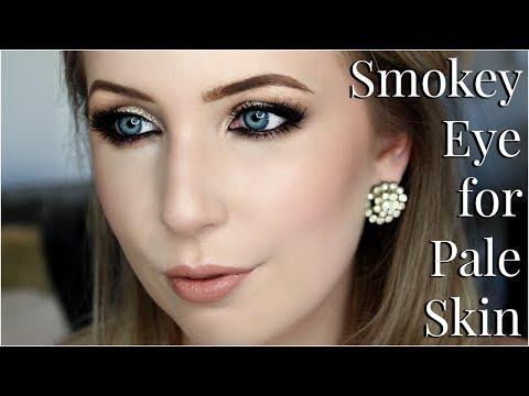 Eye Makeup For Pale Skin Dark Skin Beauty With Arabic Eye Makeup Eye Makeup Art
