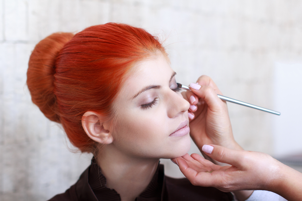 Eye Makeup For Red Heads Makeup For Redheads Its All About Color