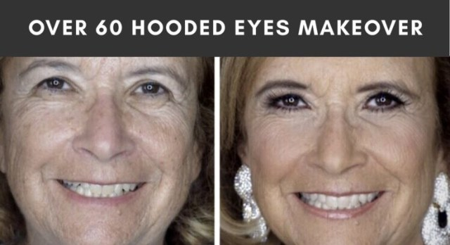 Eye Makeup For Women Over 60 Makeover On My Mom Over 60 Mature Skin Hooded Eye Makeup Tutorial