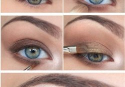 Eye Makeup Green Eyes 10 Step Step Makeup Tutorials For Green Eyes Her Style Code