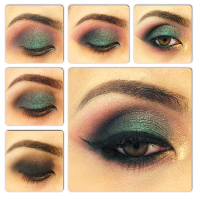 Eye Makeup Green Eyes How To Do A Smokey Eye Makeup For Green Eyes Stylewile