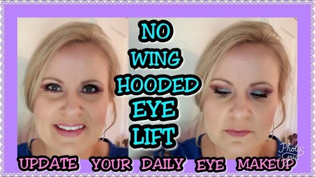 Eye Makeup Over 40 Hooded Eyes Crepey Eyes Easy Tutorial Over 40 Eye Looks Youtube