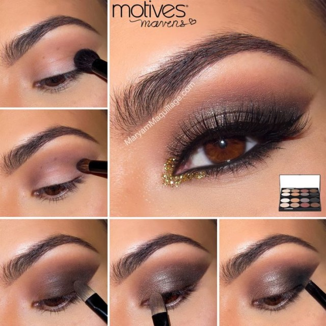 Eye Makeup Smokey Brown Best Ideas For Makeup Tutorials Smokey Eye Makeup Tutorial For