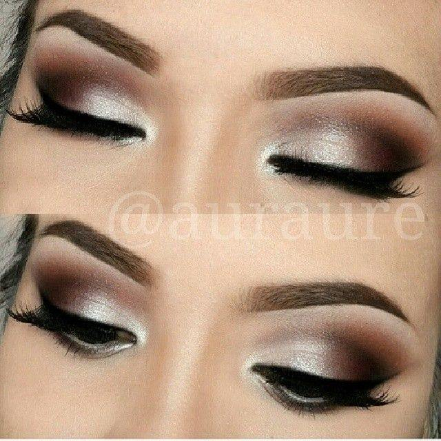 Eye Makeup Smokey Brown Dark Brown Smokey Eye Makeup Eye Makeup