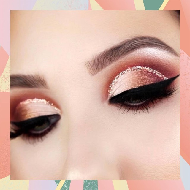 Eye Makeup Styles The Latest Cut Crease Trends How To Tutorial Glamour Uk