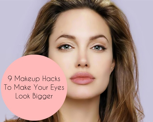Eye Makeup To Make Small Eyes Look Bigger 9 Makeup Hacks To Make Your Eyes Look Bigger