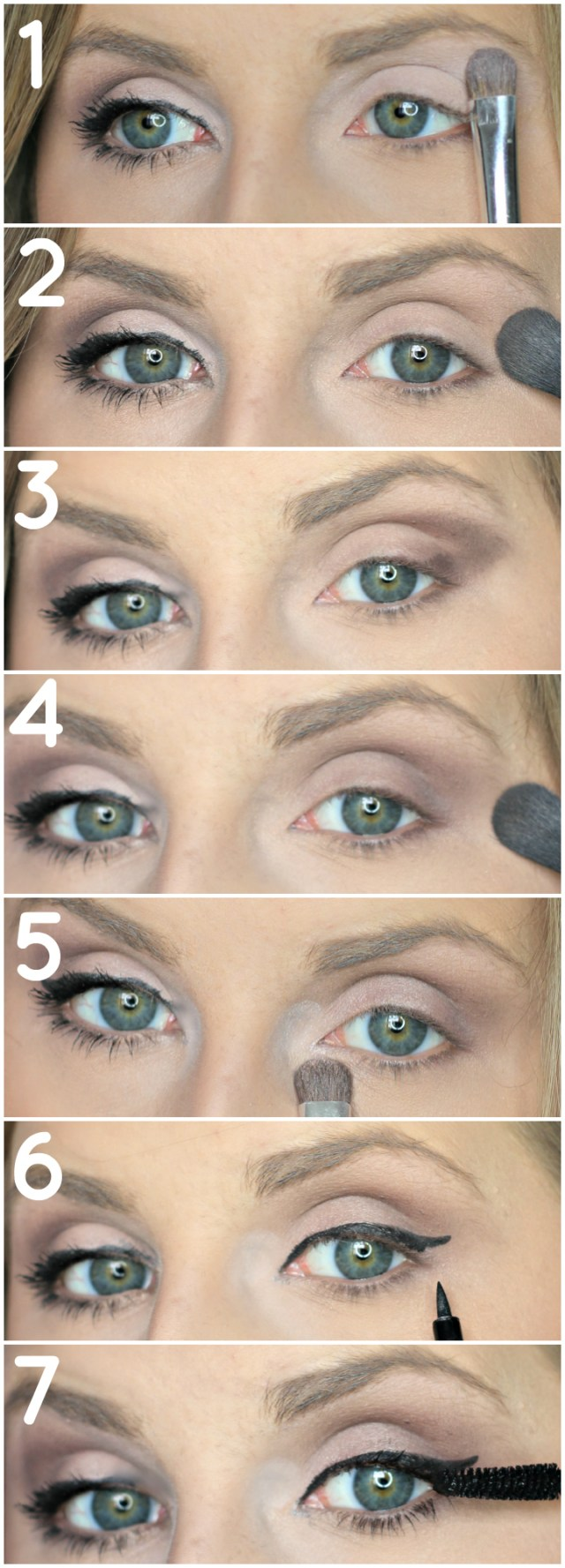 Eye Makeup To Make Small Eyes Look Bigger Bigger Eyes With Makeup Ashley Brooke Nicholas